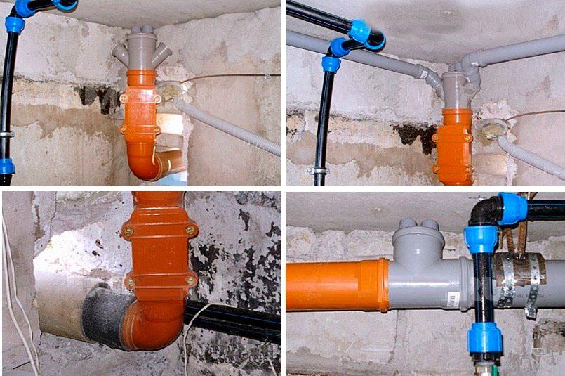 Вентиляция для канализации в частном доме своими руками 98
