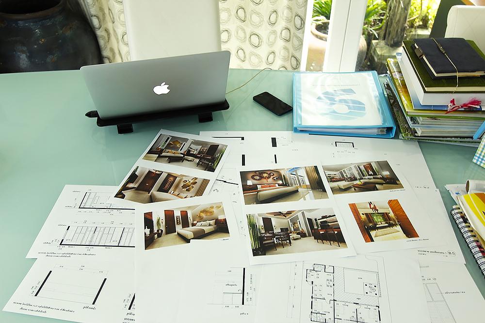 разработка дизайн проекта интерьера