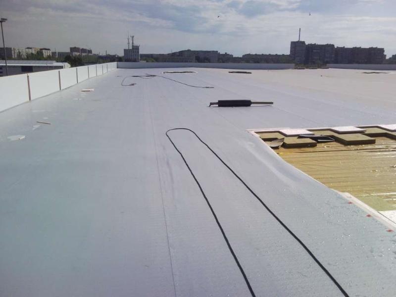 мембранная крыша