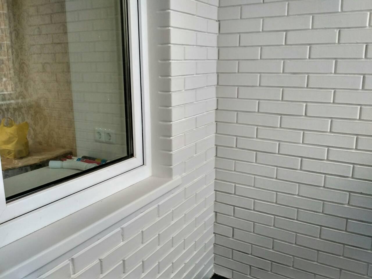 Обшивка балкона на Миначева, г. Чебоксары
