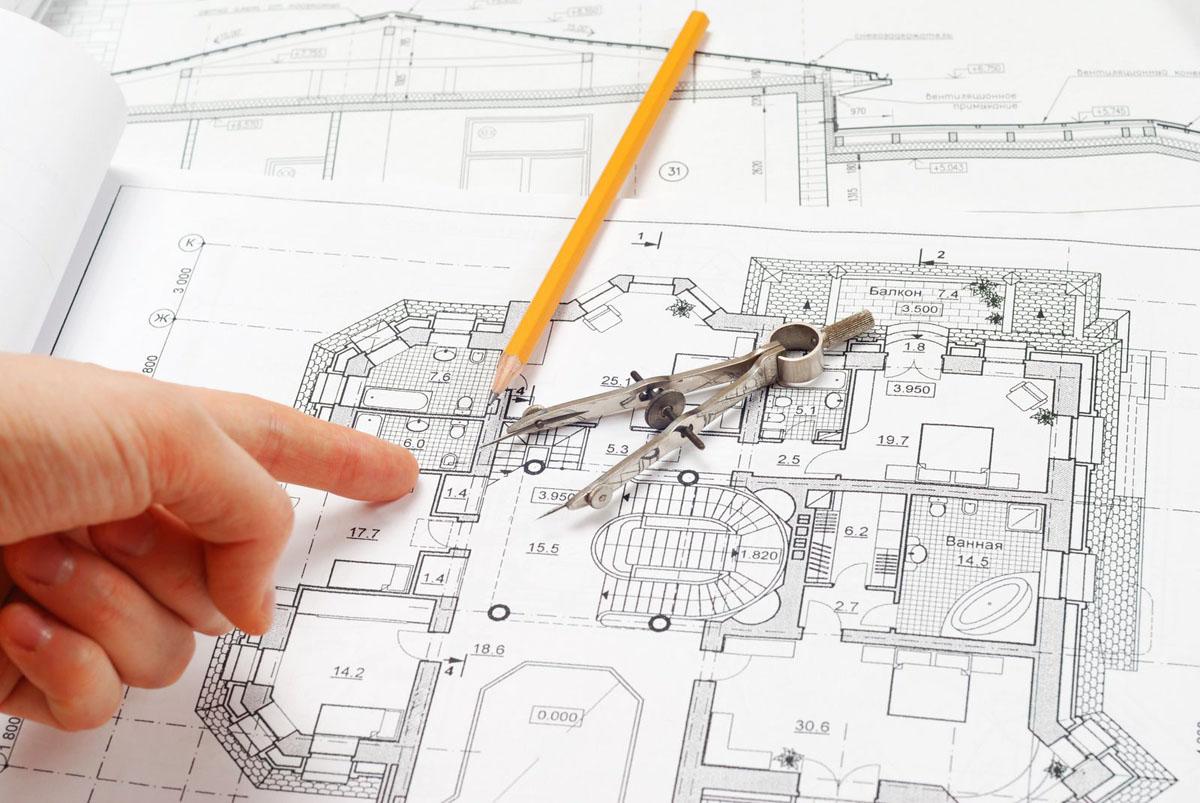 проектная документация частного дома