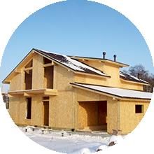 Строительство домов из sip панелей