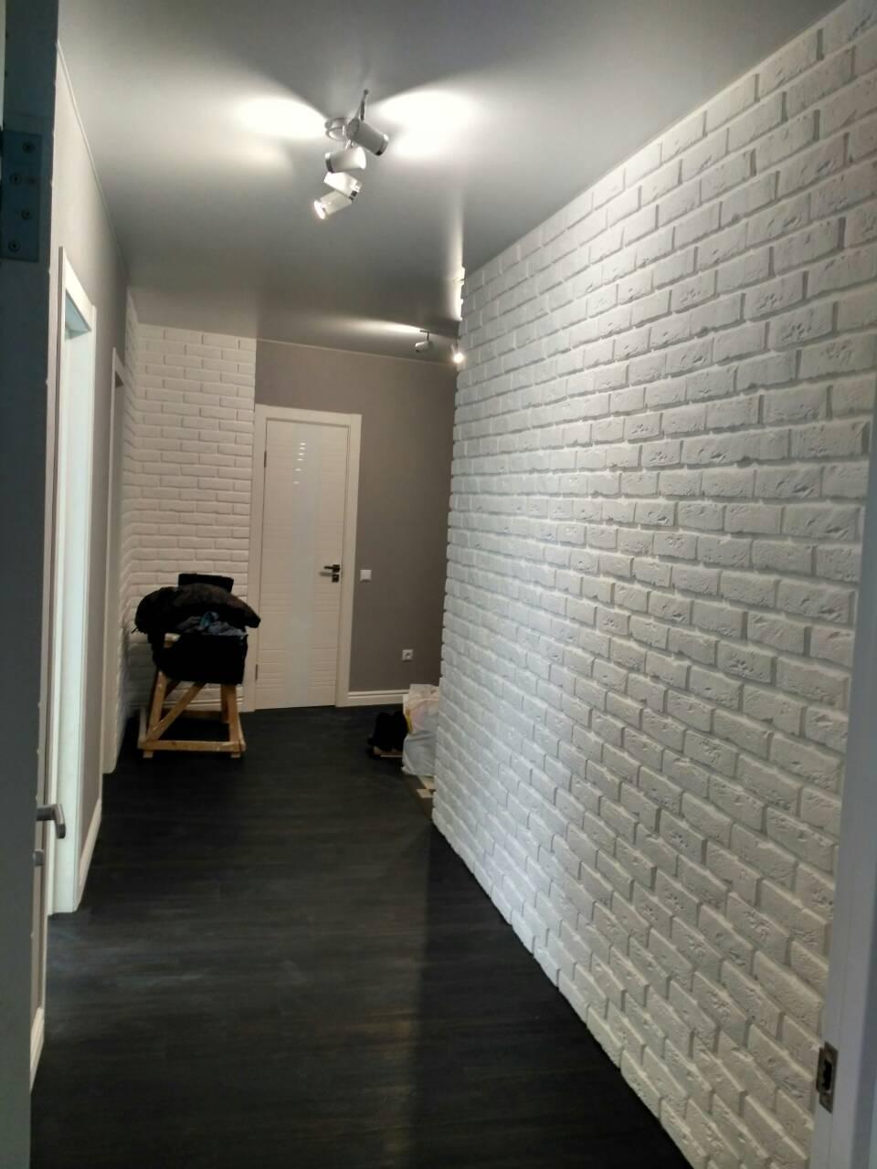 Ремонт квартиры на Миначева, Чебоксары по дизайн-проекту